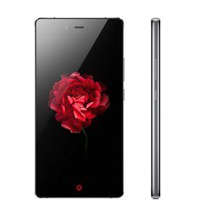 Originale ZTE Nubia Z9 Max Cellulare Snapdragon 615 Octa Core 2 GB RAM 16 GB ROM 5.5 pollici IPS 16.0MP Dual SIM Android 4G LTE Smart Phone