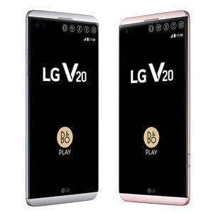 2019 HOT 원래 LG V20 H918 H910 US996 4기가바이트 RAM 64기가바이트 ROM 스냅 드래곤 820 안드로이드 7.0 듀얼 SIM 5.7 ''16MP + 800 만 화소 카메라 4G LTE 스마트 폰