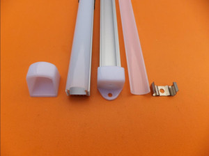 Free Shipping High Quality Hot 75PCS-2m length Aluminum LED Profile-Item led Stairs profile suitable for LED strips