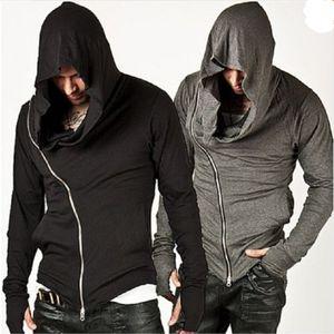 Wholesale-Fashion assassins creed 후드 티드 남성 후드 남성 인과형 스포츠웨어 트랙 셔츠 Sweatshirt US 사이즈 m-2xl
