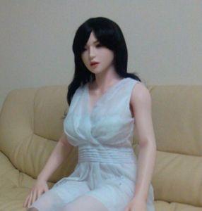 bambola del sesso orale prodotti del sesso Bambole del sesso realistico Real giapponese cinese l Giocattolo da uomo bambola d'amore,