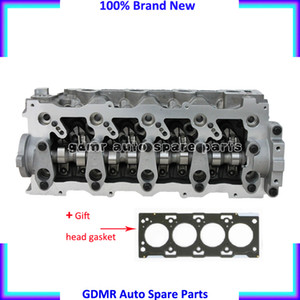 Complete cylinder head D4EA 22100-2A100 22100-27750 22100-27000 22100-27900 for hyundai Trajet Elantra Santa Fe Tucson Sonata NF 1991cc