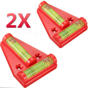 Al por mayor- 2pcs Hot T Level New Caravan RV Camper Remolque Autocaravana sailor Accesorios Piezas
