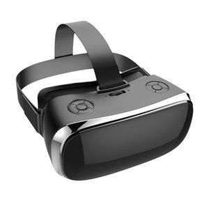 360 ° Full View 3D Cinema VR Box All-In-One VR Brille Unterstützung mit Computer-Anschluss und TV