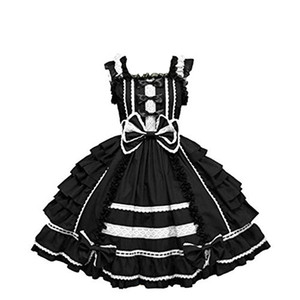 Malidaike filles femmes robe de soirée dansante cosplay gothique lolita robe de bal mince robe de princesse