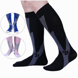 Компрессионные носки для мужчин и женщин Спортивные носки для бега для медсестер
