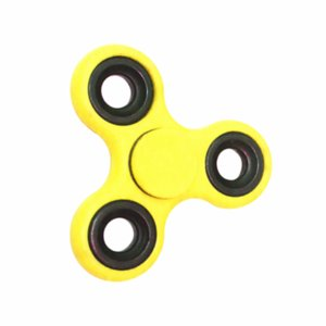 최고의 판매 손가락 감압 장난감 큰 아이들과 성인 7.5 CM 직경 금속 손가락 스피너