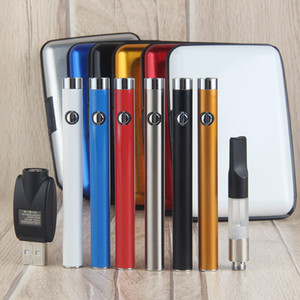 CE3 Vape Pen con botón Battery Bud Touch Kit Bud Touch Battey 510 Ego Charger bud aporizer ce3 Cartucho de regalo Kit de caja