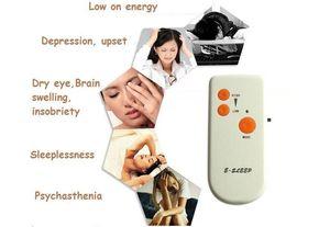 건강 제품 E 수면 전자 수면 보조제 약물 치료 코골이 기계 자오선 치료 치료기