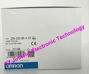 ZEN-20C1AR-A-V2 New and original OMRON Programmable relay AC100-240V