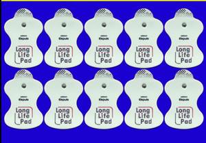 استبدال منصات لاصقة النفس tens / ems منصات الحياة الطويلة الكهربائي ل جهاز إمبي اومرون e1 e2 e3 e4