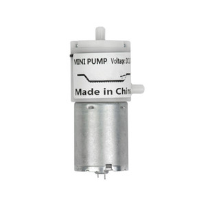 DC 12V Micro Vacuum Pump Electric Pumps Mini Air Pump Pumping Booster For Medical Treatment Instrument