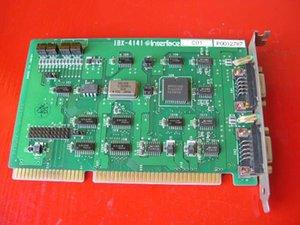 Carte industrielle d'origine IBX-4141 testée à 100%, utilisée, en bon état