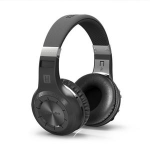 Оригинальный Bluedio HT Wireless Bluetooth 4.1 стерео наушники студийные гарнитуры встроенный микрофон громкой связи для звонков и потоковой передачи музыки