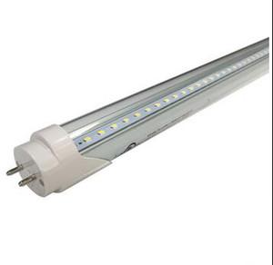 T8 튜브 4Ft 바이 패스 120cm 18W smd2835 led 램프 빛 AC100-277V 120lm / w
