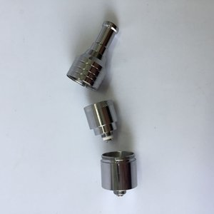 2017 새로운 DAX 왁스 프라이팬 분무기 자존심을위한 Rebuildable 코일 헤드 D 듀얼 세라믹 면화 코일 허브 증기 왁스 드라이 허브 기화기 펜