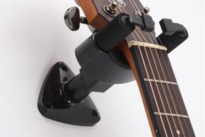 Alta calidad Envío gratis Colgador de gancho de la guitarra Titular Soporte de pared Soporte de rack Exhibición para todos los tamaños Guitarras de violín Bajo Ukulele MH20
