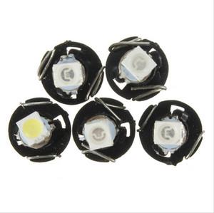 100pcs LED Dashboard Ampoules T3 3528 de haute qualité plaque d'immatriculation Lampes SMD Instruments Voyants du panneau
