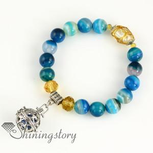 ajourés pendants en gros médaillons parfum médaillon pendentifs aromathérapie bracelets perlés bracelets de charme bracelets perlés bracelets de charme diff