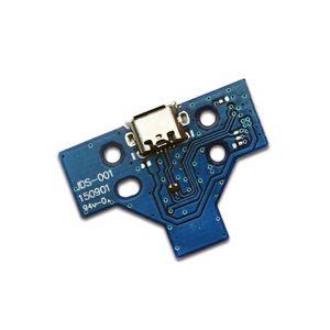 DHL TNT Бесплатная доставка Новый 14 контактный разъем для PS4 контроллер USB зарядное устройство борту PCB синего JDS-001