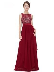 Шифоновые платья макси элегантный V шеи кружева вышивка женская сексуальная Макси твердые платье без рукавов глубокий V шеи Vestidos