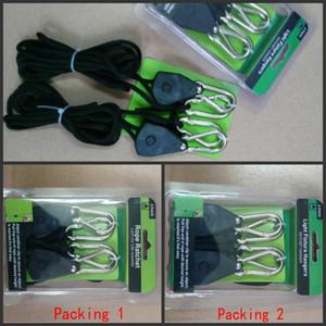 1 paquete de 2 piezas de 1/8 Cuerda Ratchet lámpara colgante de la planta que cuelga en el gancho de elevación de cuerda Gancho de trinquete envío gratis