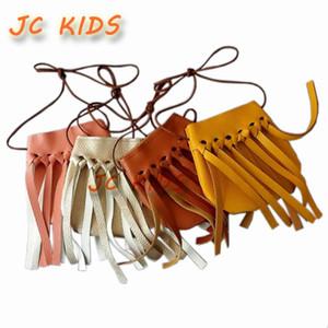 بالجملة، JC KIDS الطفل أزياء بنات عملة وحاملات اليدوية للأطفال حقائب فتاة الشرابة حقيبة ملحقات الأطفال الفتيات عملة المحافظ شرابة