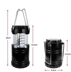 Новый портативный Ультра яркий фонарь кемпинг Bivouac туризм кемпинг свет 30 светодиодная лампа Спорт на открытом воздухе SC037
