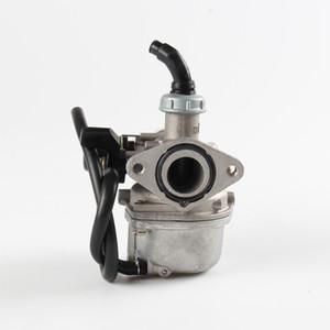 PZ19 19mm moto carburateur pour 50cc 70cc 90cc 110cc 125cc quad VTT Dirt Bike Go Kart Carb main Starter Taotao SUNL