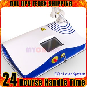 DHL Fast Shipping CO2 Laser Surgical Acne Treatment Scars Wrinkle Removal Health and Beauty Care Instrument
