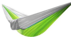 Acampamento única rede 230 por tecidos de pára-quedas de 90 cm ir ao ar livre pendurado cama balanço cor rede aleatório ou misto