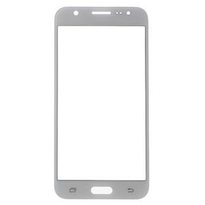 Samsung Galaxy için J3 J310 J5 J510 J7 J710 (2106) Ön Cam Dokunmatik Ekran Dış Lens LCD Dokunmatik Panel Yüksek Kalite Yeni Siyah Beyaz Altın