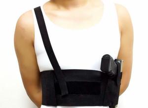 Göbek bandı bel tabanca tabanca kılıfı Taktik Anti-hırsız Gizli Güvenlik Koltukaltı Omuz Koltukaltı Çanta tabanca Tutucu Taşınabilir