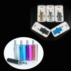 E Sigara CE3 Yağ Atomizer için Otantik Vape Yağ Kartuş Setleri H10 H10S Mini Kutu Vaporizer Kalem Kartuşları ile 650mAh Pil