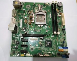 PN 696233-001 H-JOSHUA-H61-uATX Carte mère de bureau pour HP Pavilion série P6 P7 H61 1155 s1155 double sortie DVI