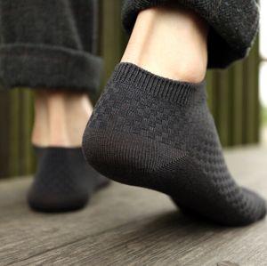 New Men Underwear Summer Sock Slippers Athletic Sports Wear Clothing Accessories Cotton Socks