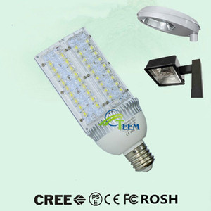 High Power Led light CREE E40 LED Street Light 60w 80w 120w 160w 200w Led corn lights bulbs Garden Road Lighting Lamp 8888