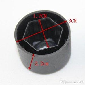 100pcs Car Wheel Bolt Caps Tyre Screws Cover For Volkswagen VW POLO Tiguan Passat B5 B6 B7 Golf 4 5 6 7 MK6 Jetta MK5 Bora Touran