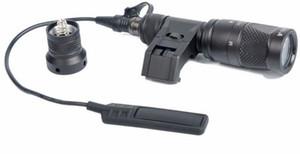 IFM CAM Linterna Linterna Caza Spotlight Impermeable Gun Lanterna FlashTorch Luz Constante / Strobe / Salida momentánea