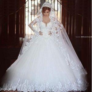 1 Layer Long Appliques Edge Ivory White Lace Bridal Veils Fashion Wedding Veil White Ivory