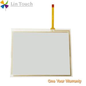 NEU HT057A-NDOFG45 HT057A-NDOF645 HMI SPS-Touchscreen-Panel-Membran-Touchscreen Zur Reparatur von Touchscreen