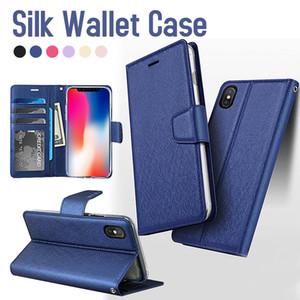 Para iPhone 11 MAX PRO XS XS Max XR caja de la carpeta de la cubierta del soporte del caso de la cubierta para la Nota 10 S10E S20 Ultra Protector Los casos con caja al por menor