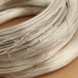 925 silver wire beading wire jewelry wire wholesale rope beading DIY lines silver diy 0.3mm 0.4mm 0.6mm 0.8mm 1mm 925 sterling silver wires