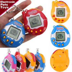 ¡¡¡En stock!!! Tamagotchi Mascotas Electrónicas Juguetes Juegos Retro Máquina Juguetes Nostálgicos Virtual Cyber Digital Pet Tamagotchi Tumbler Toy