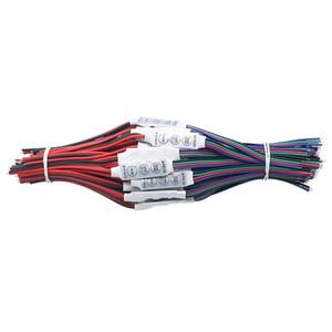 Umlight1688 Mini amplificateur LED Controller 2pin Pour 4Pin IR à distance bande Variateur pour 5050 3528 5630 Led flexible bande
