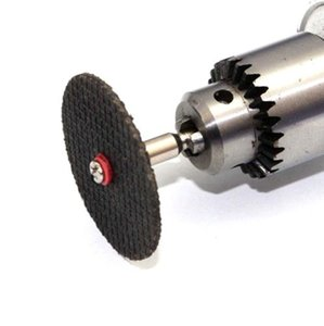 32mm Fiberglass Reinforced Cut Off Wheel Abrasive Disc For Dremel Tools