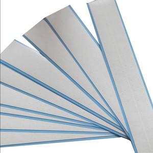 Al por mayor 10 pedazos / porción, alta calidad cinta doble fuerte de postizos / peluca de los hombres + envío libre vía CPAM