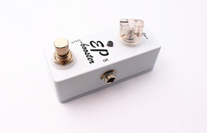 Custom Wholesales Clone Xotic EP Booster-Mini Guitar Effect Pedal Pure Boost True Bypass Musical Instruments Free Shipping