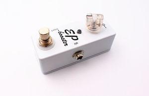 Commerci all'ingrosso Clone Xotic EP Booster-Mini effetto della chitarra su ordinazione del pedale Pure Boost True Bypass strumenti musicali di trasporto