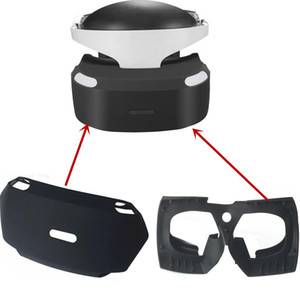 Inner Out Protective Case Soft Silicone Wrap Enhanced Eyes Protection Part Cover for PS4 VR PSVR PS VR 3D Glass Viewing Glass